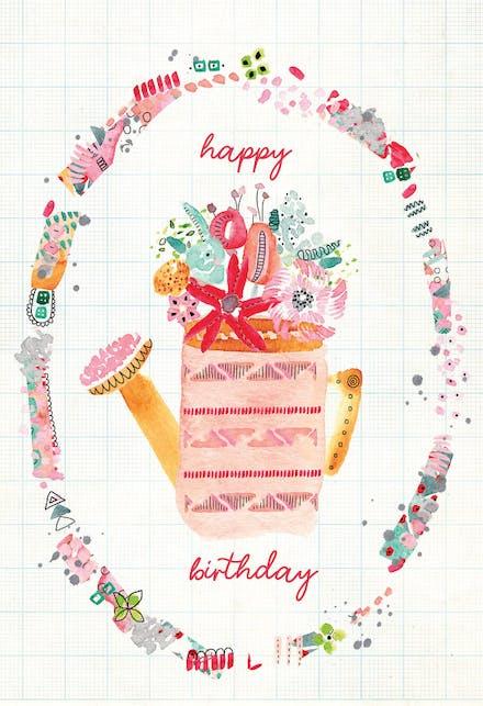 Birthday Cards For Grandma Free