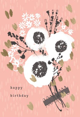 For You - Birthday Card