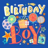 Birthday boy - Birthday Card