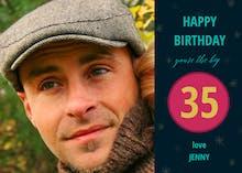 Celebrate - Birthday Card