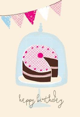 Annual Essentials - Happy Birthday Card