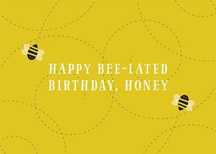 Belated Birthday Cards (Free) | Greetings Island