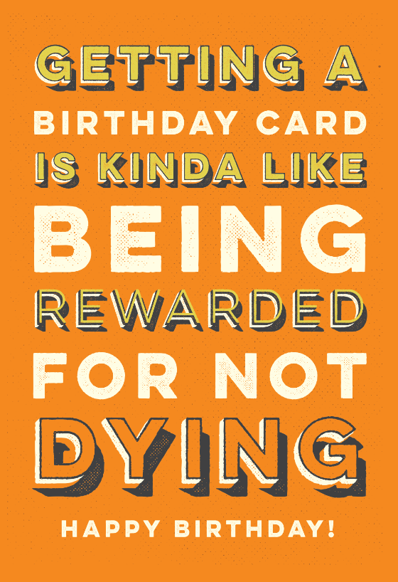 picture regarding Inappropriate Birthday Cards Printable referred to as Amusing Birthday Playing cards (Absolutely free) Greetings Island