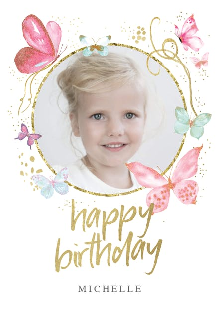 Birthday Cards With Photos (Free) | Greetings Island