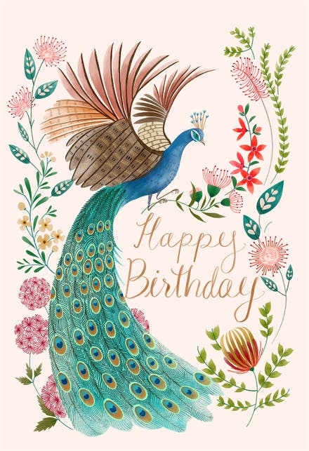 Birthday Cards For Her Free Greetings Island