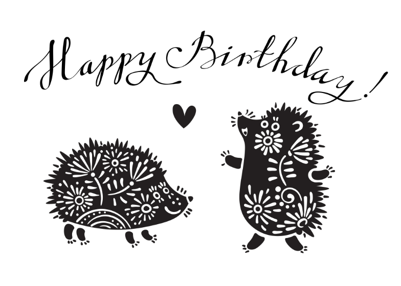 It is a graphic of Printable Birthday Cards for Husband inside animated