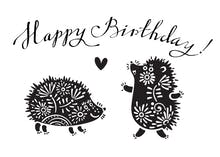 Pining Away - Happy Birthday Card