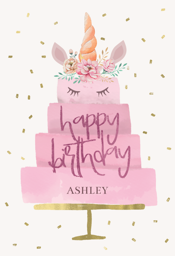 graphic about Free Printable Granddaughter Birthday Cards called Birthday Playing cards For Young children (Absolutely free) Greetings Island