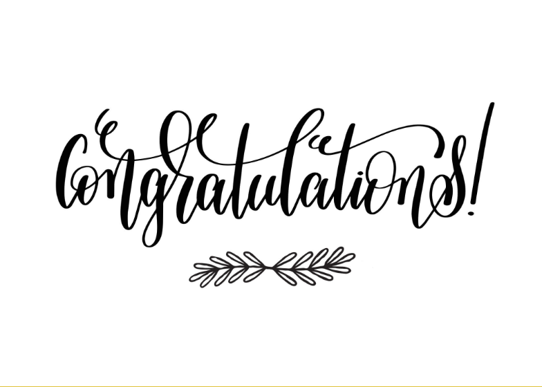 graphic regarding Free Printable Congratulations Cards titled Congratulations Playing cards (Cost-free) Greetings Island