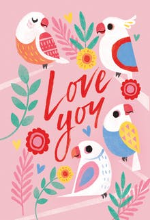 Lifelong Love - Happy Anniversary Card