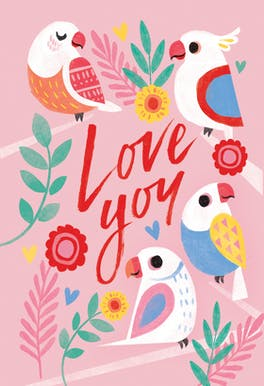 Lifelong Love - Happy Anniversary Card