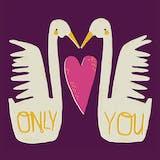 Swan Song - Tarjeta De Aniversario