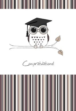 Best Futures - Graduation Congratulations Card