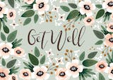Get Well - Get Well Soon Card