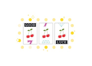 Jackpot - Good Luck Card