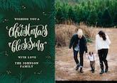 Christmas Blessing - Christmas Card