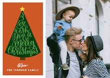 Christmas Tree - Tarjeta De Navidad