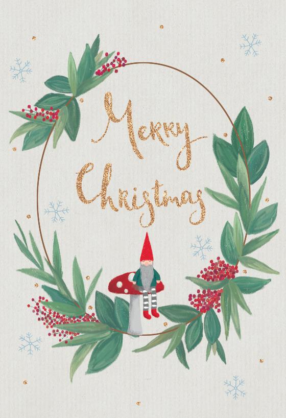 Free Printable Christmas Postcards  Cute Printable Holiday Cards