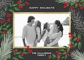Joy of winter - Christmas Card