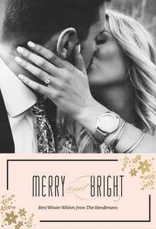 Newlywed - Christmas Card