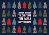 Rockin Around - Christmas Card