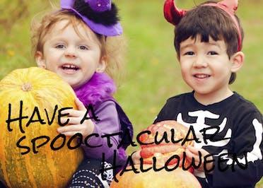 Spooktacular Photo - Halloween Card