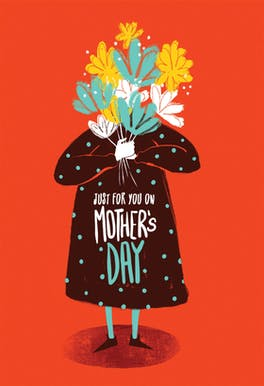 Big Bouquet - Mother's Day Card