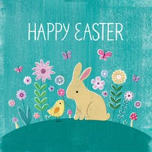 Bunny Hill - Postal Virtual De Pascua