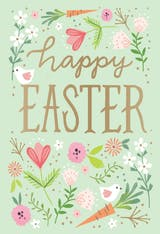 Easter bloom - Easter Card