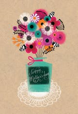 Loving Thoughts - Mother's Day Card