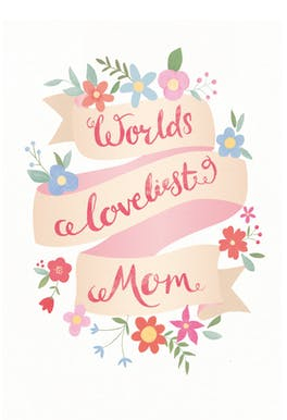 Superlative Mom - Mother's Day Card