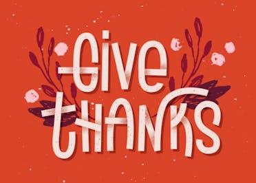 Friendsgiving - Thanksgiving Card