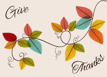 Graceful Gratefulness - Card