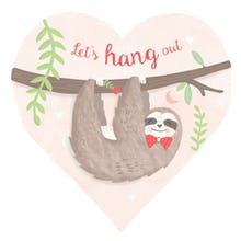 Heart to Heart - Valentine's Day eCard