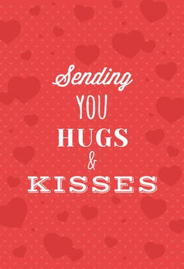 Plenty of Hearts - Valentine's Day Card