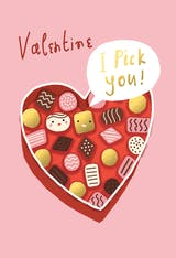 Sweet Love - Valentine's Day Card