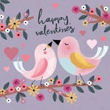 Tweet Tryst - Valentine's Day Card
