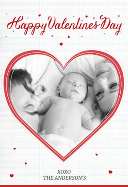 Beautiful Heart - Valentine's Day eCard