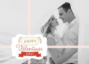 Family Affection - Valentine's Day Card