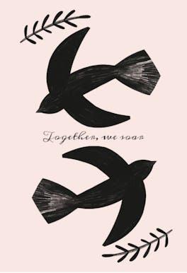 Air Ballet - Love Card