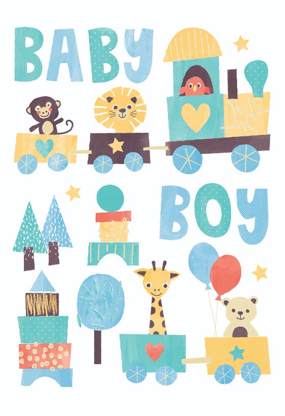 Baby Shower New Baby Cards Free Greetings Island