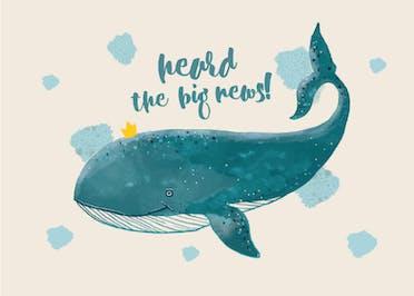 Oceans of Happy - Congratulations Card