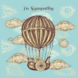 Caring Comfort - Sympathy & Condolences Card