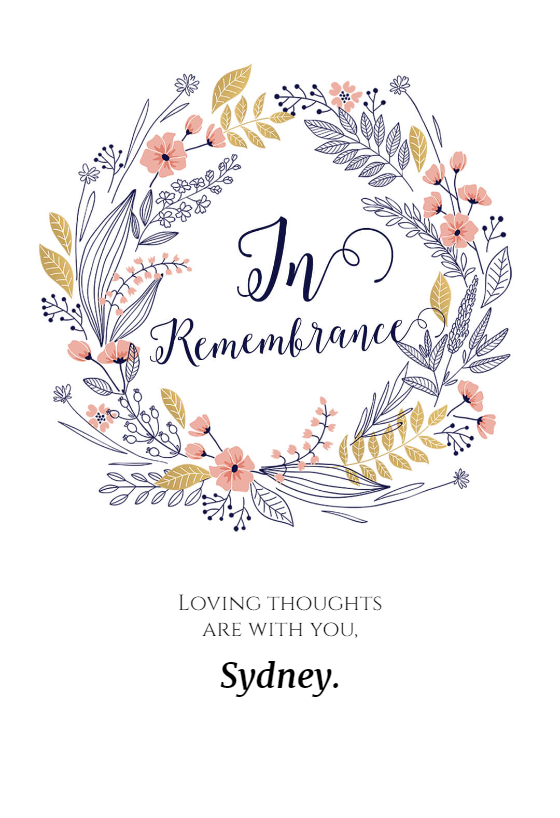 graphic regarding Sorry for Your Loss Printable Cards called Sympathy Condolences Playing cards (Absolutely free) Greetings Island