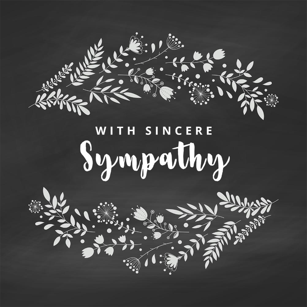 photograph regarding Sympathy Card Printable identify Sympathy Condolences Playing cards (Cost-free) Greetings Island