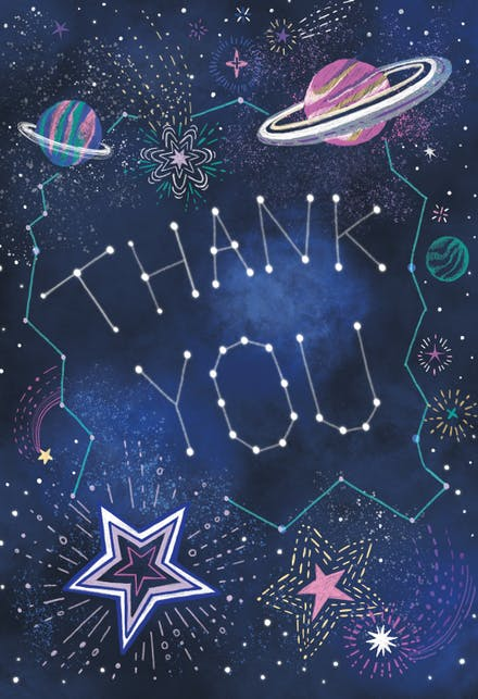 Image result for thank you space