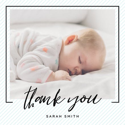 Baby Shower Thank You Cards (Free) | Greetings Island