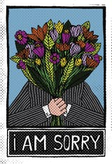 Gladly Groveling - Sorry Card
