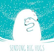 Best Medicine - Hugs Card
