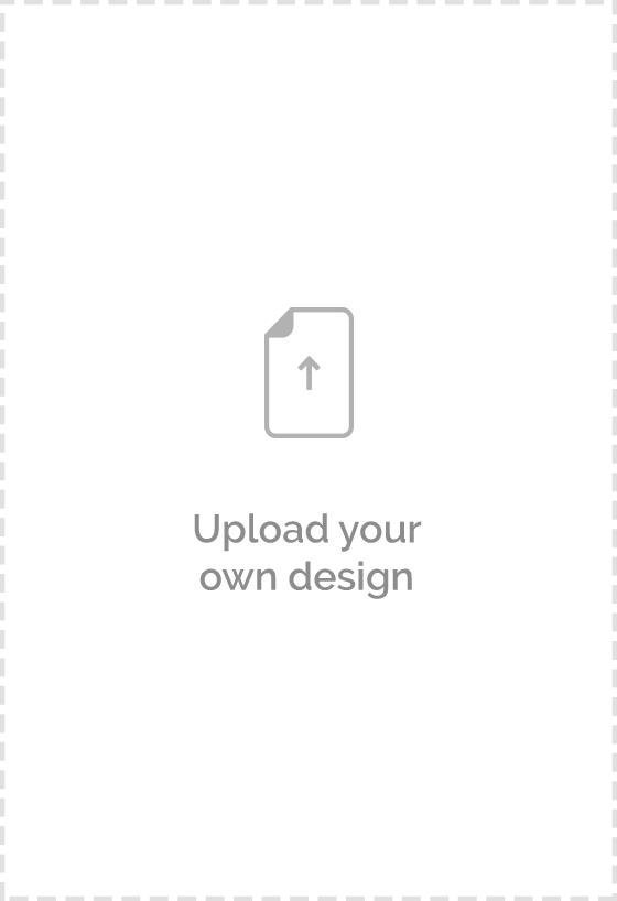 Upload Your Own Design   Invitation